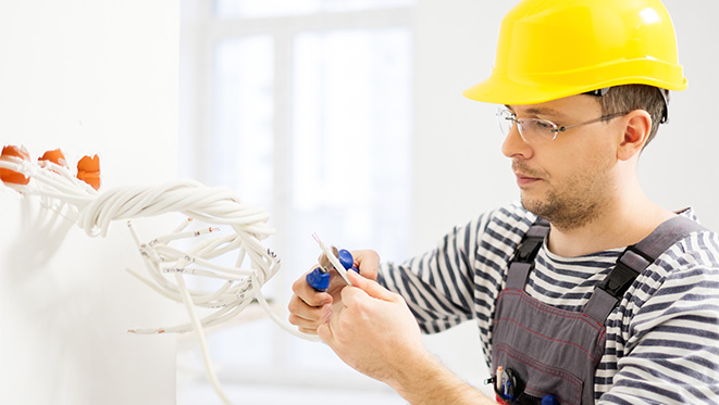 Commercial Electrician Brisbane - C.J. Trent Electrical