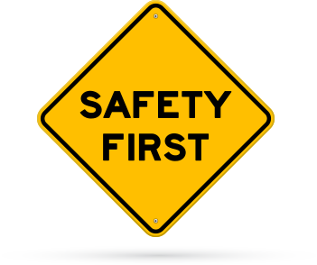 Safety First - Light Industrial Services - CJ Trent